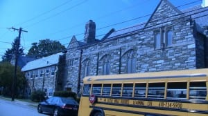 Little Bible Buddies Bus