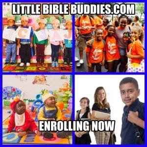 Little Bible Buddies